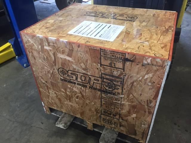 SDP Built Allison 1000 Transmission w/ Billet Torque Converter
