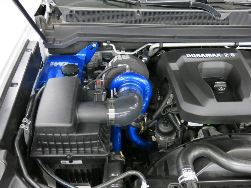 Wehrli Custom Fabrication 2.8L LWN Duramax Twin Turbo Kit
