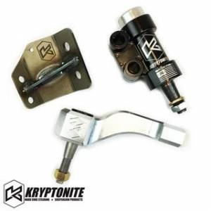 Kryptonite - KRYPTONITE DEATH GRIP IDLER SIDE PACKAGE 2011-2019 Chevy Silverado/GMC Sierra 2500 HD/3500 HD