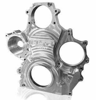 HSP Diesel - HSP LB7-LML - Billet Front Engine Cover