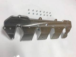 HSP Diesel - HSP LLY-LMM - Billet Valve Covers