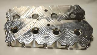 HSP Diesel - HSP LB7 - Billet Valve Covers