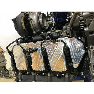 HSP Diesel - HSP LML - Billet Valve Covers
