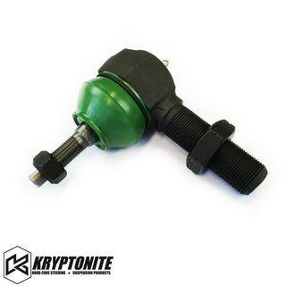 Kryptonite - KRYPTONITE Replacement Outer Tie Rod 2001-2010 Chevy Silverado/GMC Sierra 2500 HD/3500 HD