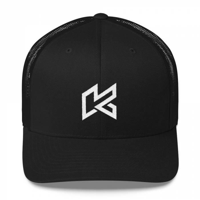 Black Kryptonite %u201CK%u201D Hat