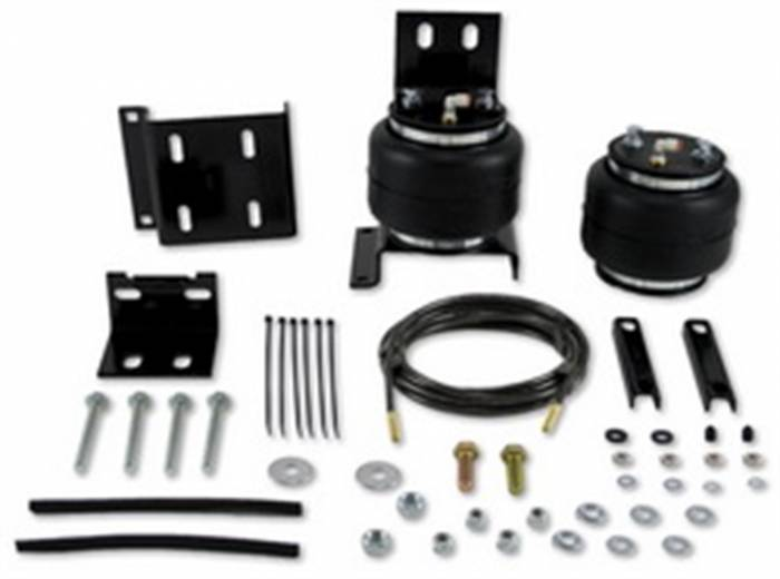 Air Lift - Air Lift LOADLIFTER 5000; LEAF SPRING LEVELING KIT; FRONT; INSTALLATION TIME-2 HOURS OR L 57140