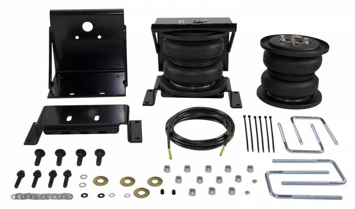 Air Lift - Air Lift LOADLIFTER 5000; LEAF SPRING LEVELING KIT; REAR; NO DRILL; INSTALLATION TIME-2 H 57292