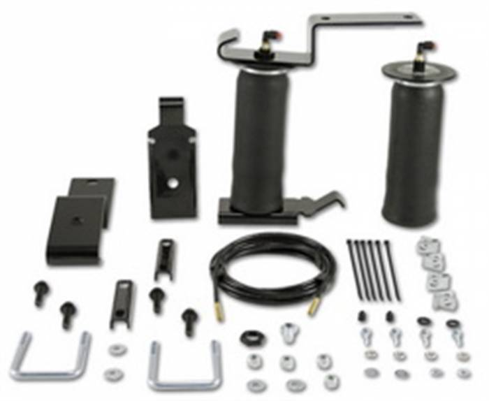Air Lift - Air Lift RIDE CONTROL KIT; REAR; NO DRILL; INSTALLATION TIME-1 HOUR OR LESS; 59539