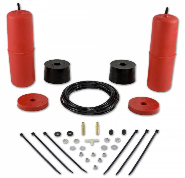 Air Lift - Air Lift AIR LIFT 1000; COIL SPRING; REAR; INCL. AIR LINES; FITTINGS; BRACKETS; MOUNTING 60729