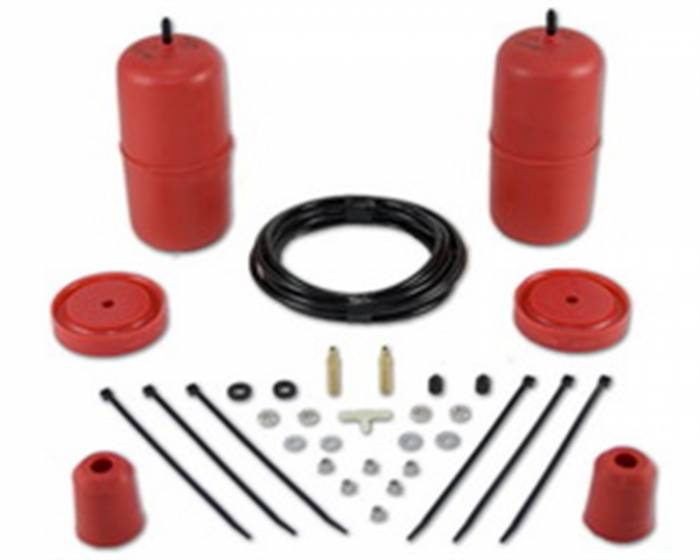Air Lift - Air Lift AIR LIFT 1000; COIL SPRING; FRONT; NO DRILL; INSTALLATION TIME-2 HOURS OR LESS; 80777