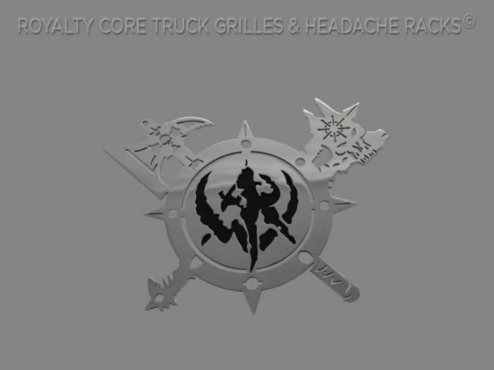 Royalty Core - Royalty Core Battle Shield