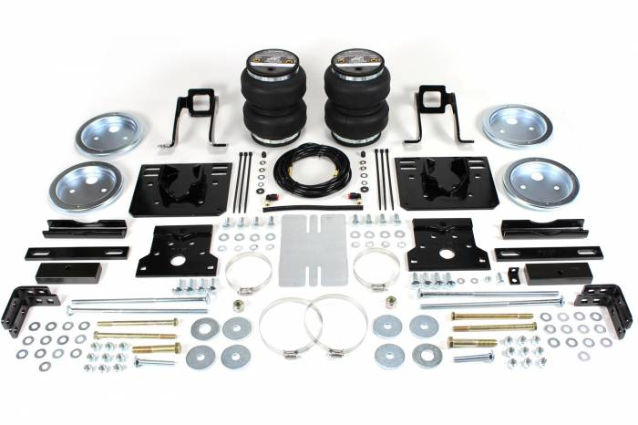 Air Lift - Air Lift LOADLIFTER 5000 ULTIMATE WITH INTERNAL JOUNCE BUMPER; LEAF SPRING AIR SPRING KIT 88398