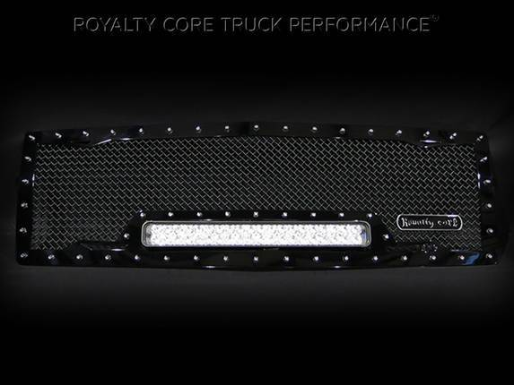 Royalty Core - Royalty Core Chevrolet 1500 2014-2015 RC1X Incredible LED Grille
