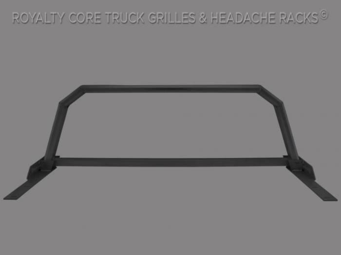 Royalty Core - Royalty Core Chevy/GMC 1500/2500/3500 1999-2007.5 RC88S Sport Billet Headache Rack