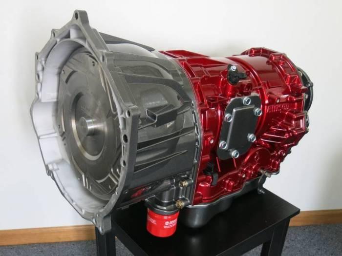 Wehrli Custom Fabrication - Wehrli Custom Fabrication LLY 750+HP Built Transmission
