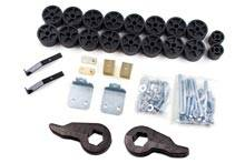 "Zone Offroad - Zone Offroad Chevy/GMC 3-1/2"" Combo Lift Kit - ZONC1352"