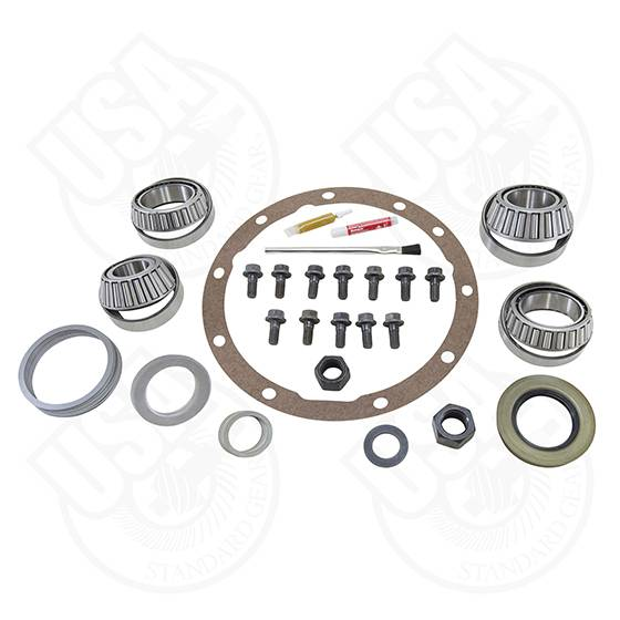 """USA Standard Gear - USA Standard Master Overhaul kit for Chrysler 8.75"""" #42 housing with 25520/90 differential bearings"""