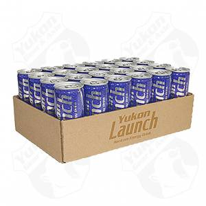 Gear & Apparel - SWAG - Yukon Gear & Axle - Yukon Launch Energy Drink - 24 Pack