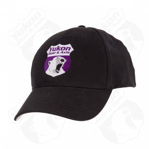 Gear & Apparel - Hats - Yukon Gear & Axle - Yukon flexfit cap, size medium-large.