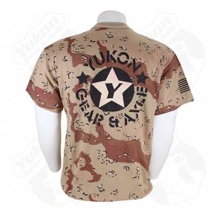 Gear & Apparel - Shirts - Yukon Gear & Axle - Yukon Camo Tee, Medium