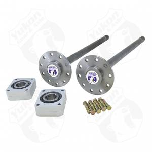 Axles & Components - Axles - Yukon Gear & Axle - 1541H alloy rear axle kit for GM 12P, '64-'67 Chevelle and '67-'69 Camaro with 33 splines