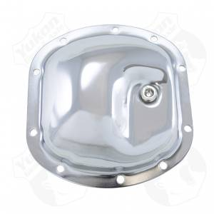 Steering And Suspension - Differential Covers - Yukon Gear & Axle - Replacement Chrome Cover for Dana 30 Reverse rotation