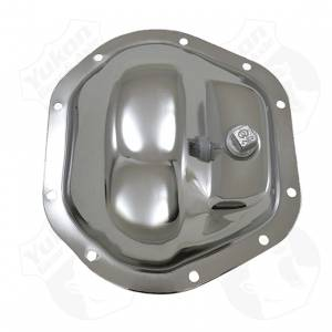 Steering And Suspension - Differential Covers - Yukon Gear & Axle - Replacement Chrome Cover for Dana 44