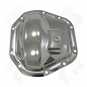 Steering And Suspension - Differential Covers - Yukon Gear & Axle - Chrome replacement Cover for Dana 60 and 61 standard rotation