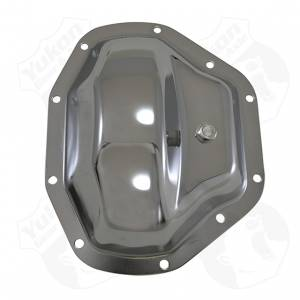 Steering And Suspension - Differential Covers - Yukon Gear & Axle - Chrome replacement Cover for Dana 80