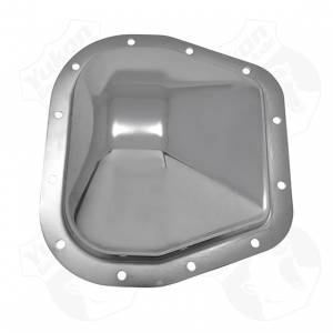 "Steering And Suspension - Differential Covers - Yukon Gear & Axle - Chrome Cover for 9.75"" Ford"
