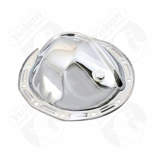 Steering And Suspension - Differential Covers - Yukon Gear & Axle - Chrome Cover for GM 12 bolt car