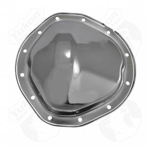 Steering And Suspension - Differential Covers - Yukon Gear & Axle - Chrome Cover for GM 12 bolt truck