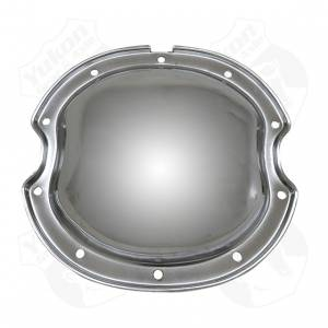 "Steering And Suspension - Differential Covers - Yukon Gear & Axle - Chrome Cover for 8.2"" Buick, Oldsmobile, and Pontiac GM"