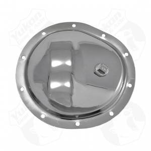 "Steering And Suspension - Differential Covers - Yukon Gear & Axle - Chrome Cover for 8.5"" GM front"