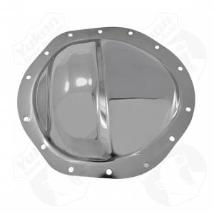 "Steering And Suspension - Differential Covers - Yukon Gear & Axle - Chrome Cover for 9.5"" GM"