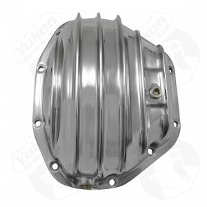 Steering And Suspension - Differential Covers - Yukon Gear & Axle - Polished Aluminum replacement Cover for Dana 80