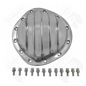 Steering And Suspension - Differential Covers - Yukon Gear & Axle - Polished Aluminum Cover for GM 12 bolt truck