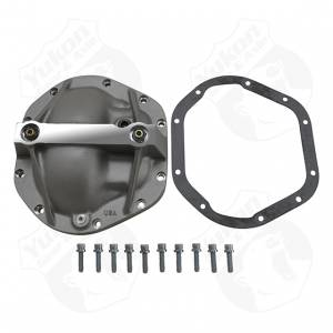 Steering And Suspension - Differential Covers - Yukon Gear & Axle - Aluminum Girdle replacement Cover for Dana 44 TA HD