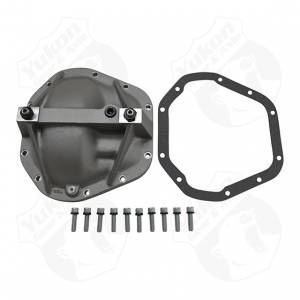Steering And Suspension - Differential Covers - Yukon Gear & Axle - Aluminum Girdle replacement Cover for Dana 70 TA HD
