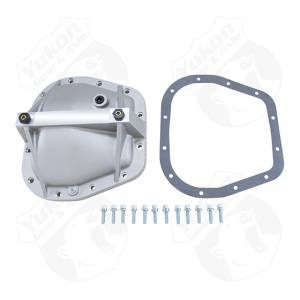 "Steering And Suspension - Differential Covers - Yukon Gear & Axle - 9.75"" Ford TA HD Aluminum Cover"