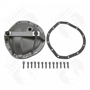 Steering And Suspension - Differential Covers - Yukon Gear & Axle - Aluminum Girdle Cover for GM 12 bolt truck TA HD
