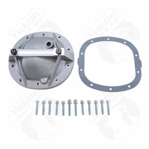 "Steering And Suspension - Differential Covers - Yukon Gear & Axle - Aluminum girdle cover for GM 7.5"" & 7.625"""