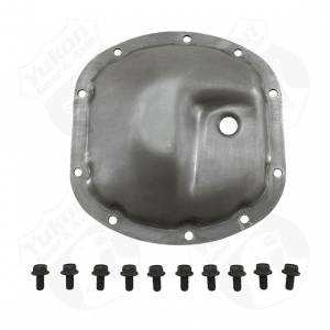 Steering And Suspension - Differential Covers - Yukon Gear & Axle - Steel cover for Dana 30 reverse rotation front