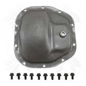 Steering And Suspension - Differential Covers - Yukon Gear & Axle - Steel cover for Dana 44HD