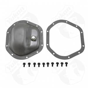 Steering And Suspension - Differential Covers - Yukon Gear & Axle - Steel cover for Dana 44 standard rotation