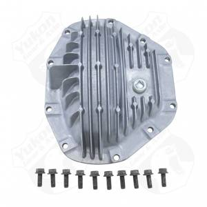 Steering And Suspension - Differential Covers - Yukon Gear & Axle - Finned aluminum cover for Dana 80