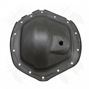 "Steering And Suspension - Differential Covers - Yukon Gear & Axle - Steel cover for Chrysler & GM 11.5"", w/o fill plug"