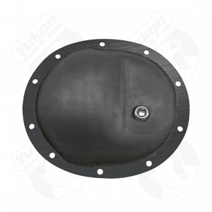 Steering And Suspension - Differential Covers - Yukon Gear & Axle - Steel cover for AMC Model 35, w/ metal fill plug