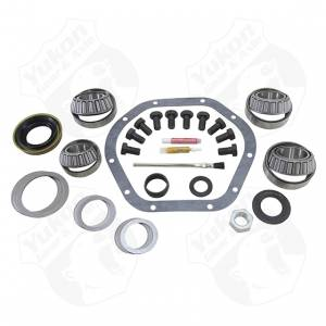 Axles & Components - Differential's & Rebuild Kits - Yukon Gear & Axle - Dana 44 Master Overhaul Kit replacement