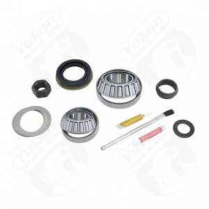 "Axles & Components - Differential's & Rebuild Kits - Yukon Gear & Axle - Pinion installation kit for 11.5"" '14 & up RAM 2500 w/  small bearing ring & pinion set"